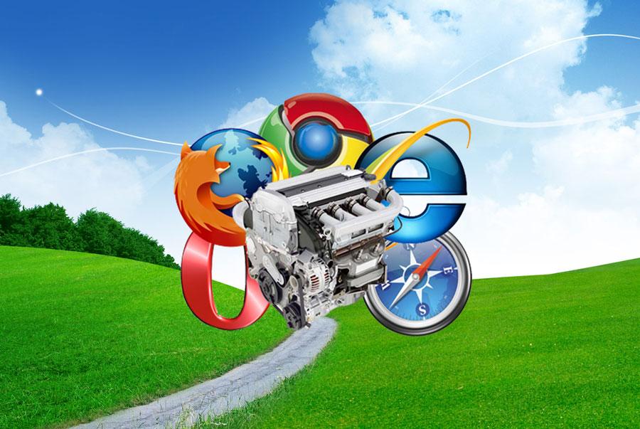 tutti i browser a confronto