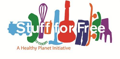 Stuff for Free, il logo della fondazione londinese